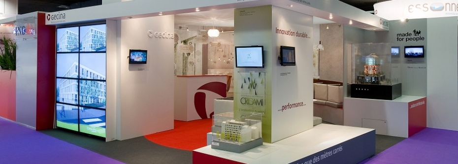 Agencement production stand aps for Agencement de stand